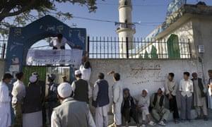 Voting begins in Afghanistan