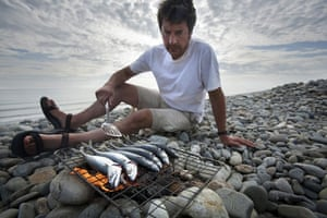 Fishing with Monbiot: Fishing with George Monbiot
