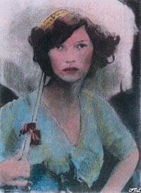Picture postcard illustration