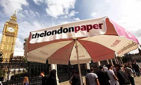 The London Paper Closure