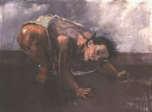 Paula Rego: Dog Woman, 1994