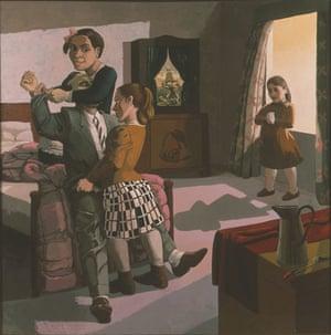 Paula Rego: The Family, 1988