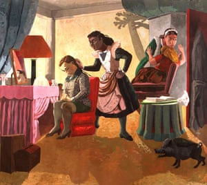 Paula Rego: The Maids, 1987