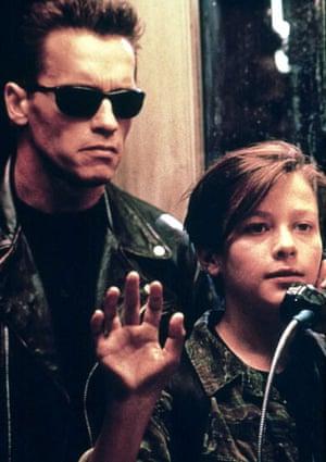 Ian Rankin: Stills Life: Terminator 2