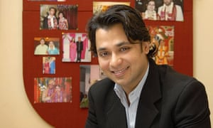 Anupam Mittal, founder of Shaadi.com