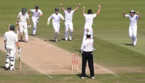 Ashes: 5th Test Day 4: Katich LBW