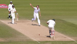 Ashes: 5th Test Day 4: Watson LBW