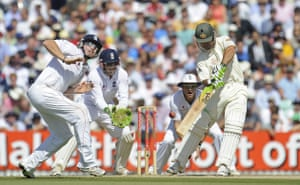 Ashes: 5th Test Day 4: Ponting for four