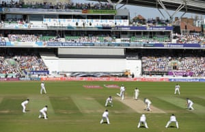 Ashes: 5th Test Day 4: England fielders