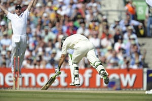 Ashes: 5th Test Day 4: Ponting run out