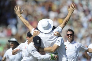 Ashes: 5th Test Day 4: Andrew Flintoff