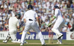 Ashes: 5th Test Day 4: North stumped
