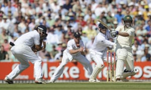 Ashes: 5th Test Day 5: Hussey