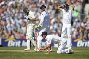 Ashes: 5th Test Day 5: Collingwood drop