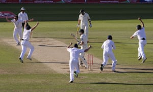 Ashes: 5th Test Day 4: England win