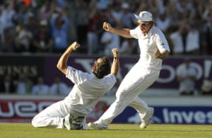 Ashes: 5th Test Day 4: Swann and Strauss