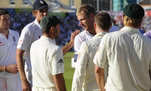 Ashes: 5th Test Day 4: Ponting and Flintoff