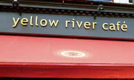 The Yellow River Cafe, Islington