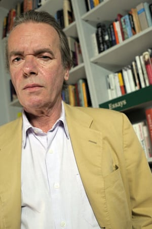 Martin Amis at 60: 2009: 'The Movement Reconsidered Event'  at The LRB Bookshop