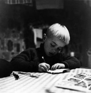 Martin Amis at 60: 1956: Martin Amis as a young boy