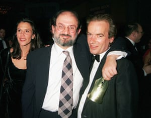 Martin Amis at 60: 1996: British Book Awards