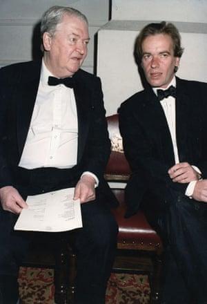 Martin Amis at 60: 1997: Kingsley Amis And Martin Amis