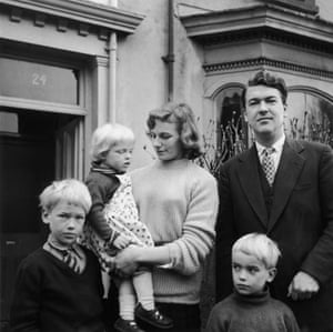 Martin Amis at 60: 1956: The Amis Family