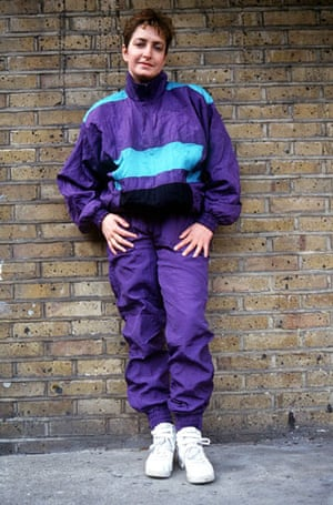Tracksuits: A shellsuit in 1992