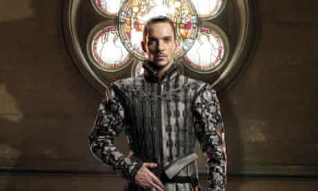 Jonathan Rhys-Meyers in The Tudors