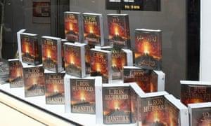 """""""Scientology books"""""""