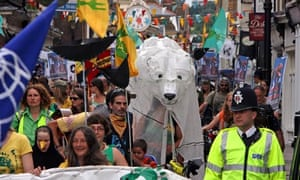 Camp for Climate Change 2008 : No New Coal March from Rochester to Kingsnorth