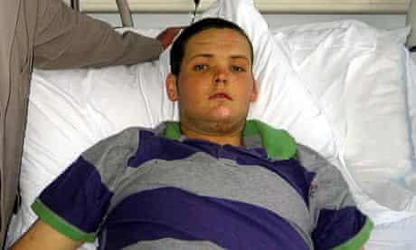 Gareth Anderson liver failure patient