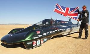 Land Speed Record >> British Steam Car Breaks World Land Speed Record Uk News The