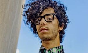 Sliimy, French pop-star of Moroccan-Algerian descent
