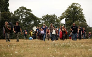 Camp for Climate Action : Climate Change Campaigners Begin A Week Of Direct Action Camps
