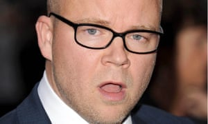 Not too clever: Toby Young.