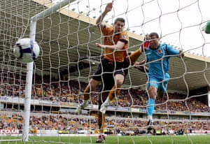 premier league: Geovanni Gomez scores for Hull