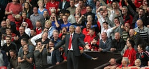 Prem 2: Arsene Wenger sent off to the stands
