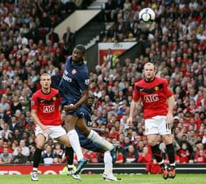 Prem 2: Diaby scores an own goal