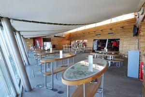 Snowdon visitor centre: Snowdon summit visitor centre