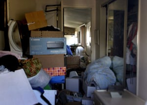 Jaycee Dugard kidnapping: Inside part of the home of suspects Phillip Garrido and wife Nancy Garrido