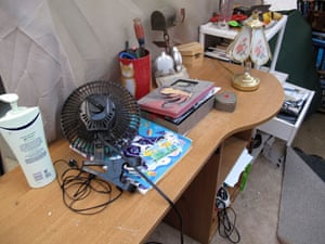 Jaycee Dugard kidnapping: A plastic fan in the tent