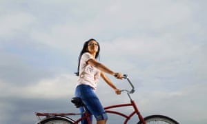 cycling saves carbon