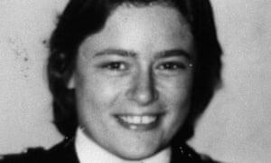 PC Yvonne Fletcher, undated library filer