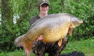Benson the giant carp dies