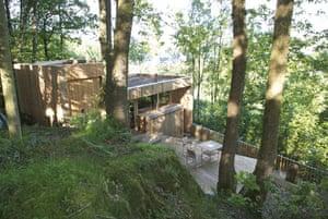 Cabins: The Loveshack, Cumbria