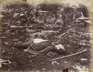 Points of View book: A sharpshooter's last sleep, Gettysburg, July 1864