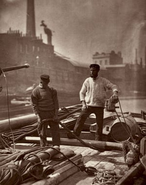 Points of View book: Street life in London: Workers on the 'Silent Highway', 1876-7