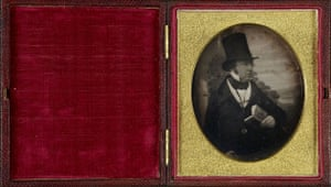 Points of View book: Portrait of William Henry Fox Talbot, early 1840s