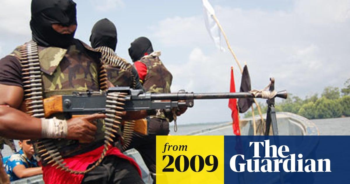 Nigeria begins amnesty for Niger Delta militants | World